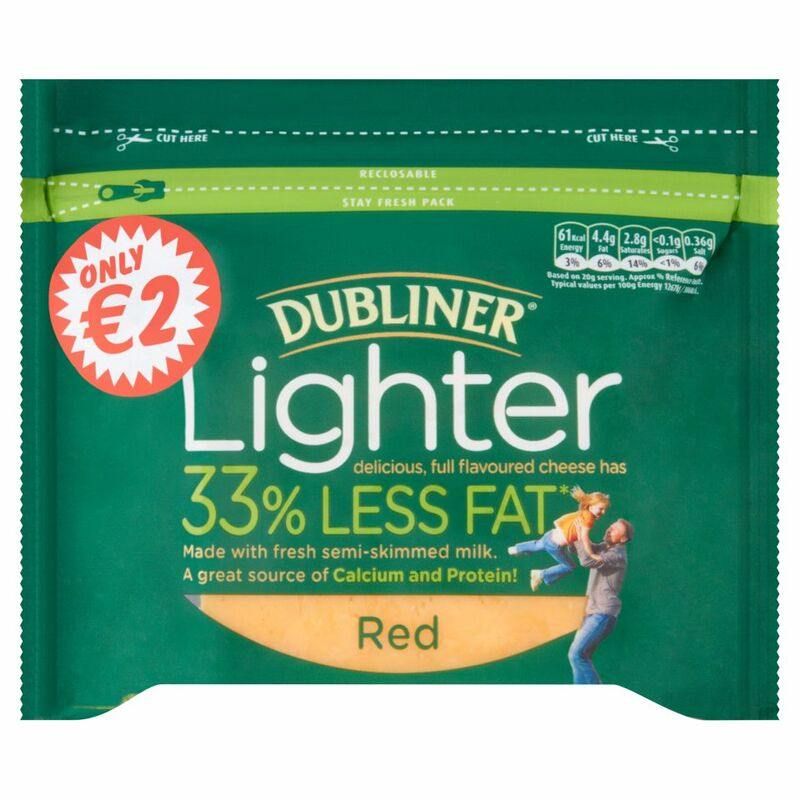 Dubliner Lighter Red 200g, Only €2