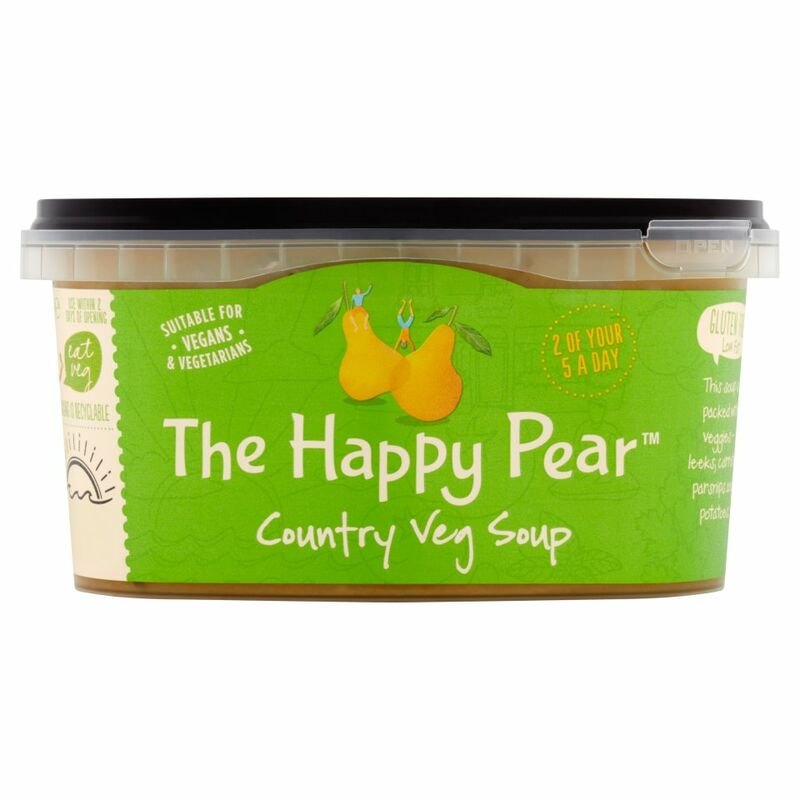 The Happy Pear Country Veg Soup 375g