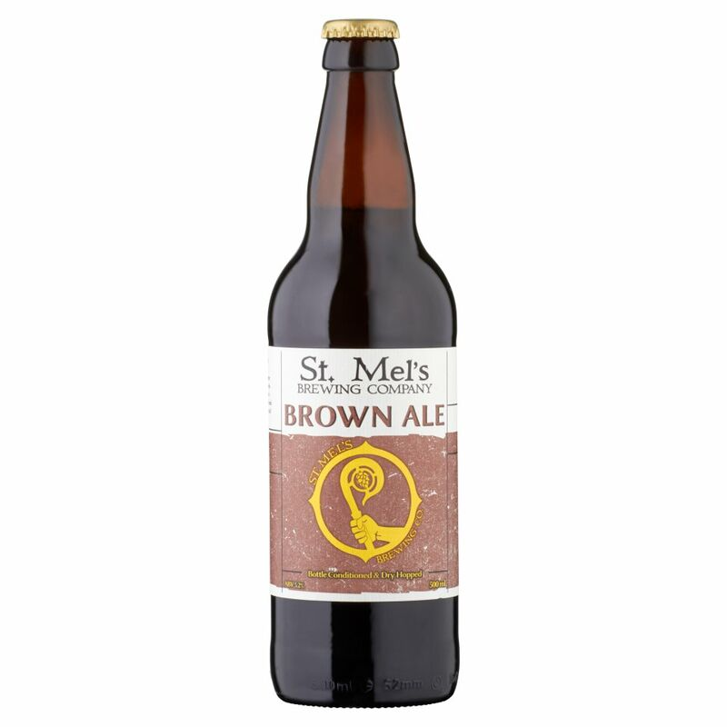 St. Mel's Brewing Company Brown Ale 500ml