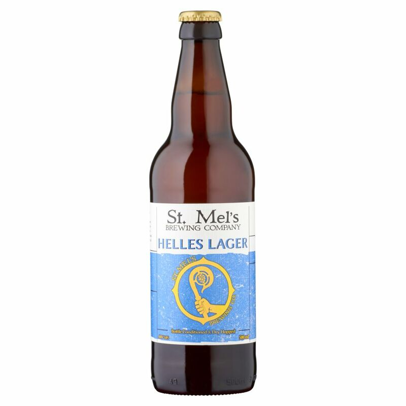 St. Mel's Brewing Company Helles Lager 500ml
