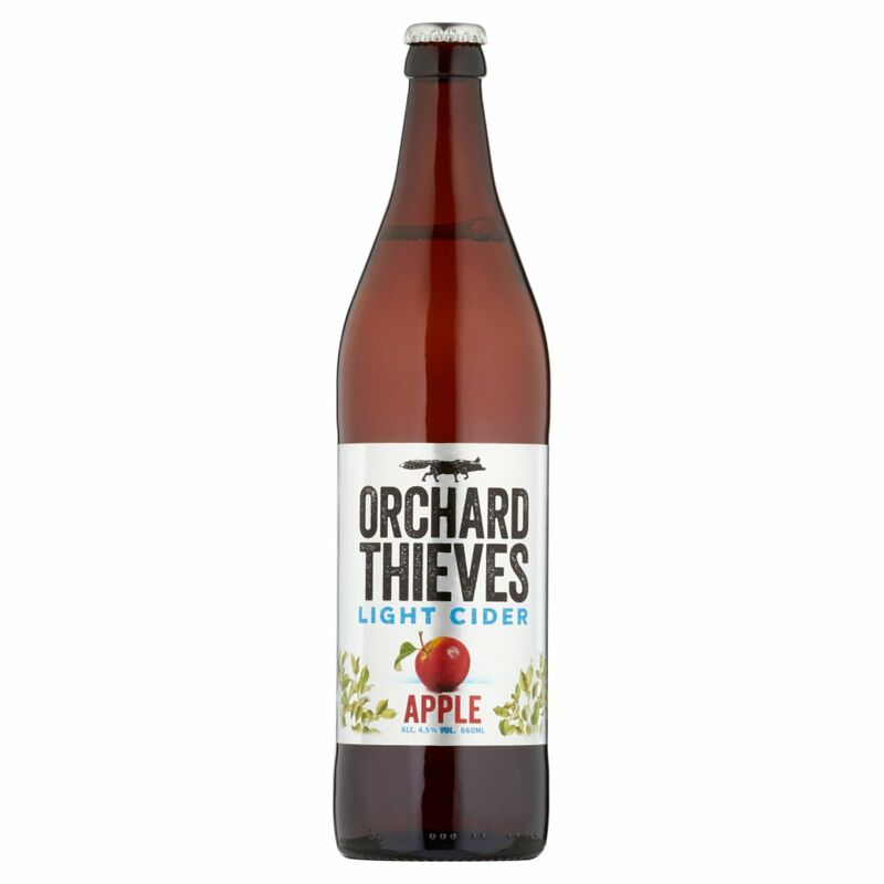 Orchard Thieves Light Cider Apple 660ml