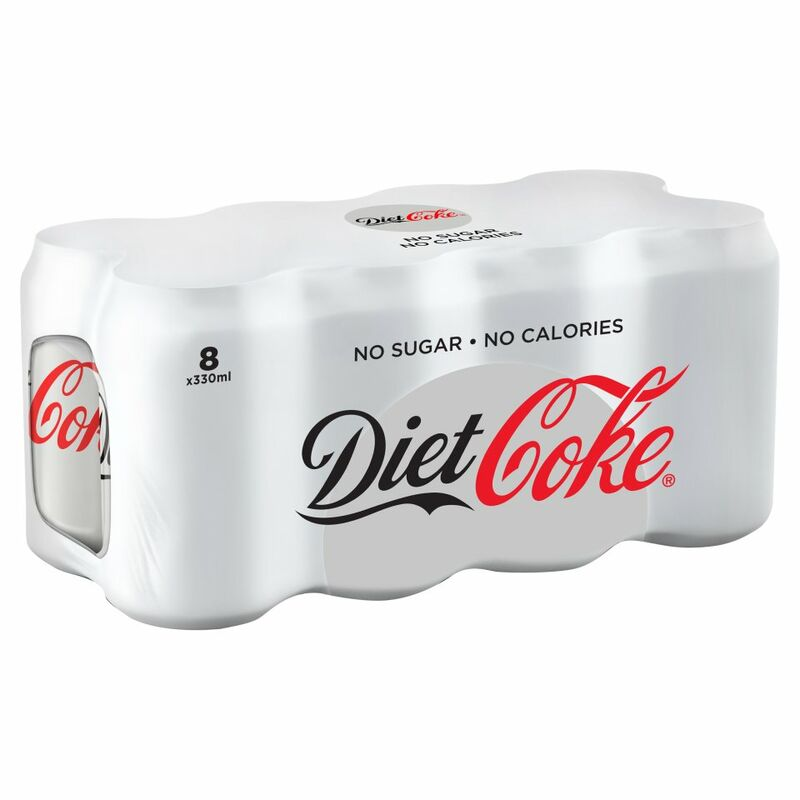 Diet Coke 8 x 330ml