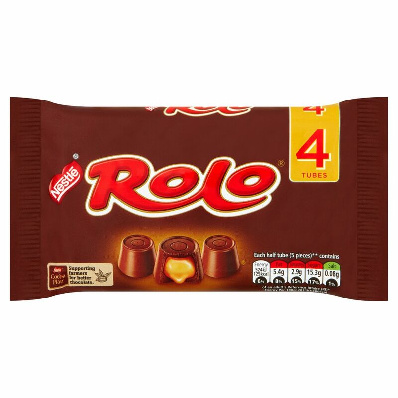 Rolo Chocolate Multipack 4 x 52g