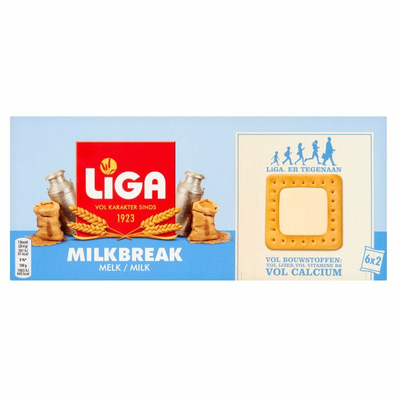 Liga Milkbreak 245g