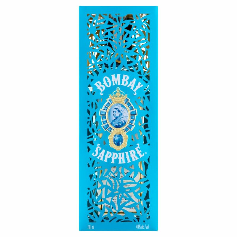 Bombay Sapphire Distilled London Dry Gin Gift Tin 700ml