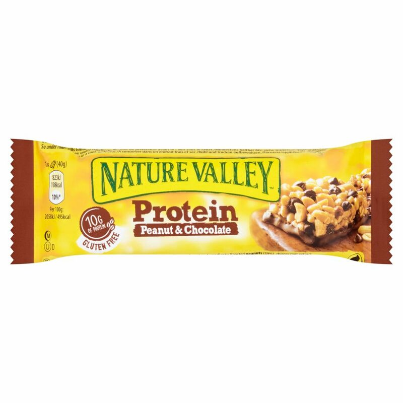 Nature Valley Protein Peanut & Chocolate 40g