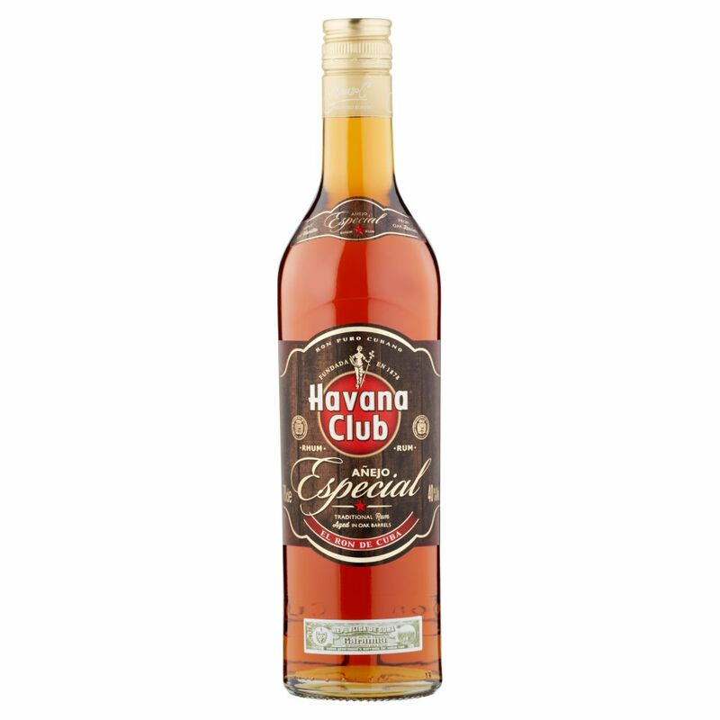 Havana Club Añejo Especial Traditional Rum 70cl