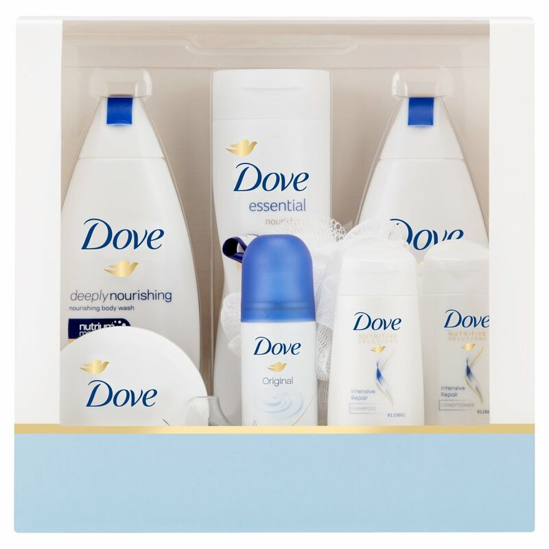 Dove Beauty Collection Gift Set
