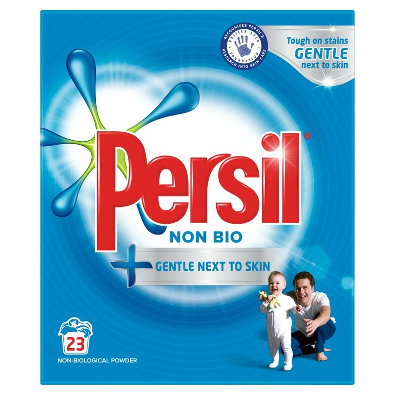 Persil Non-Bio Washing Powder 23 Wash 1.61kg