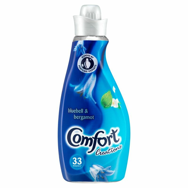 Comfort Creations Fabric Conditioner Bluebell 33 Wash 1.16L