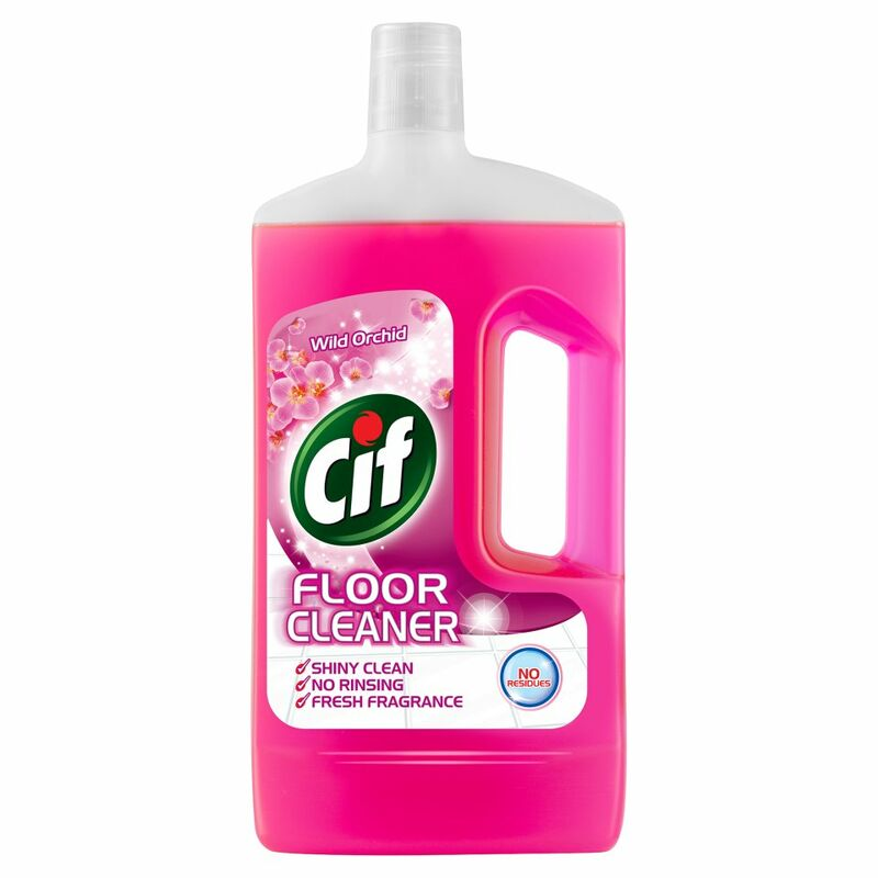 Cif Floor Cleaner Wild Orchid 1L