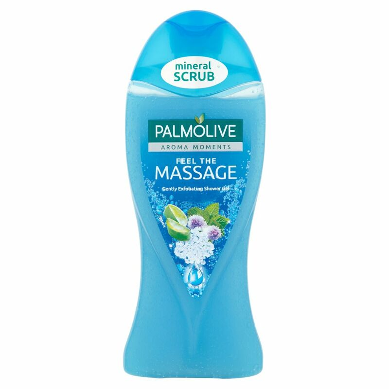 Palmolive Aroma Moments Feel the Massage Exfoliating Shower Gel 250ml