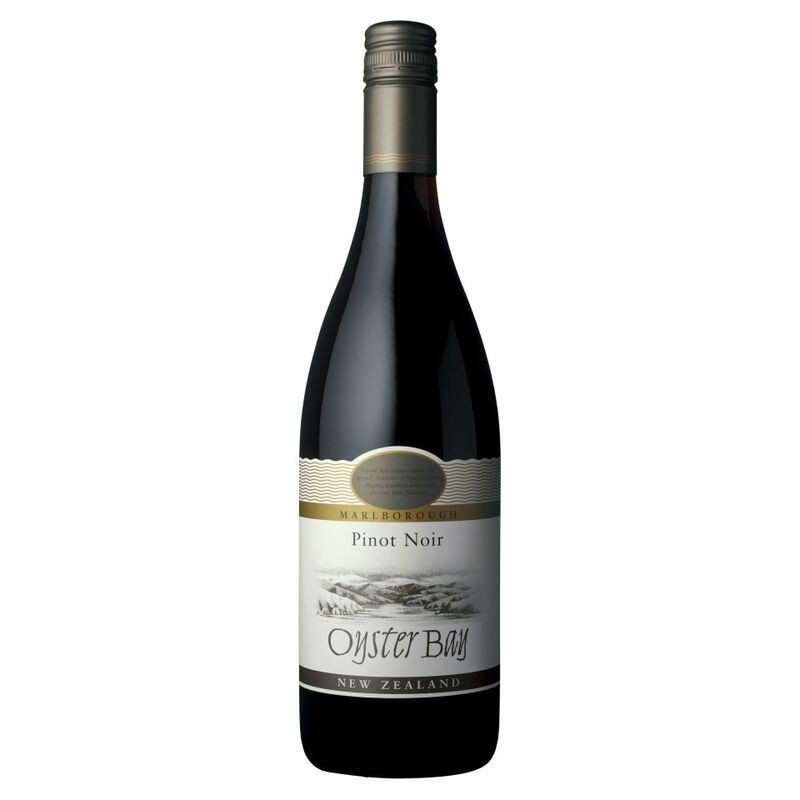 Oyster Bay Pinot Noir, Marlborough 75cl