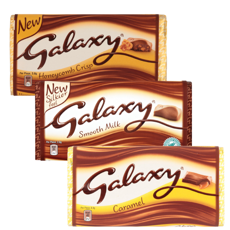 Galaxy large bar range