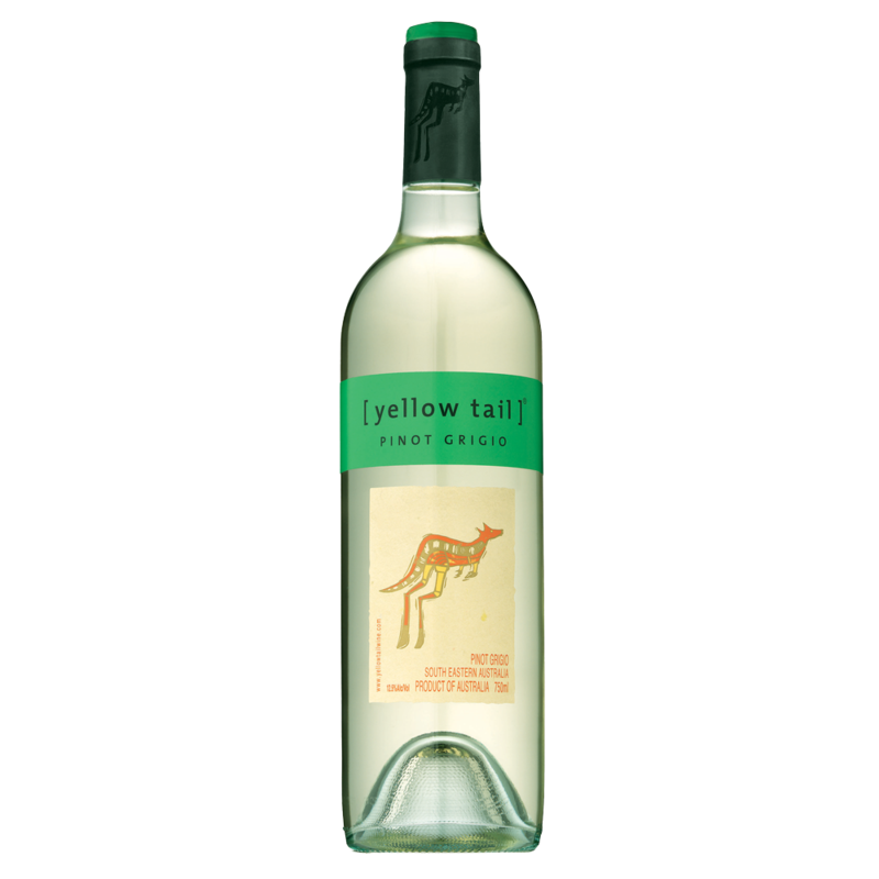 HR Yellow Tail Pinot Grigio