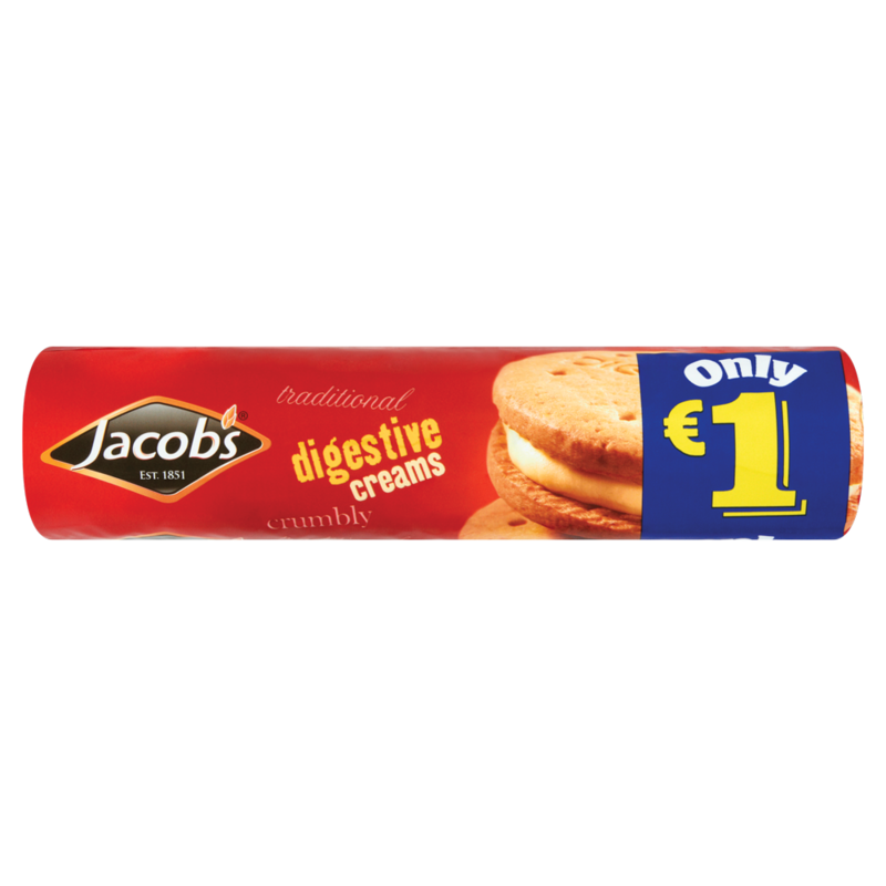 Jacobs Digestive Creams 200g