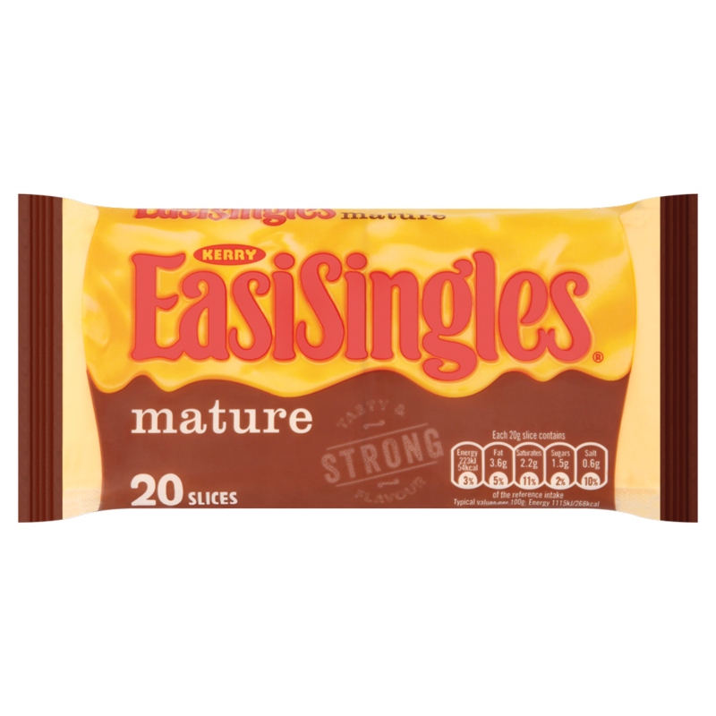 Kerry EasiSingles Mature 20 Slices 400g