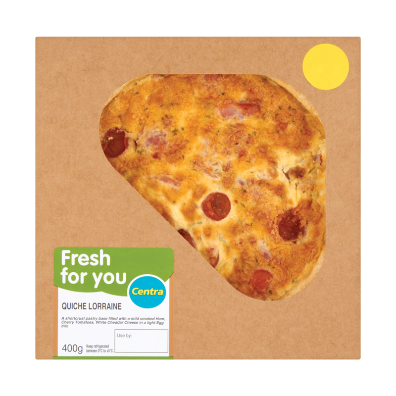 Centra Fresh for You Quiche Lorraine 400g