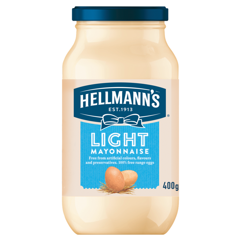 Hellmann s Light Mayonnaise 400g