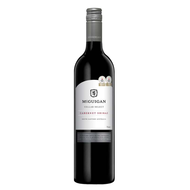 Mcguigan shiraz cabernet 75cl