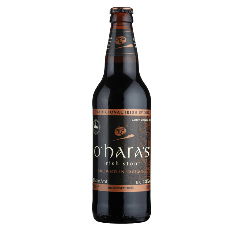 Ohara irish stout 500ml