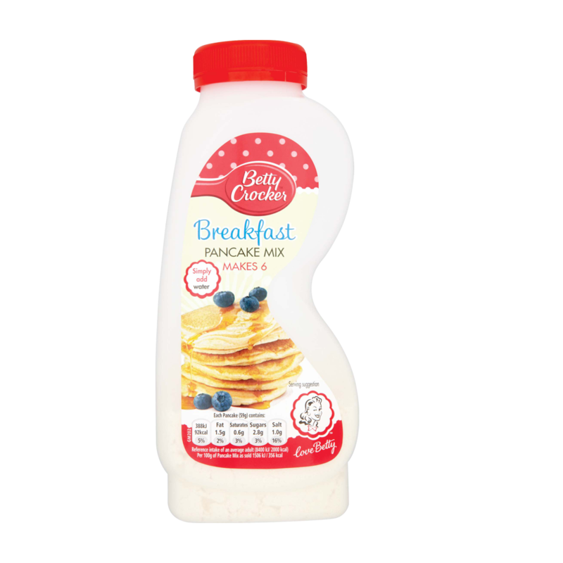 BettyCroker pancakeMix breakfast 155g