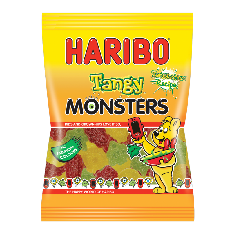 Haribo tangyMonsters