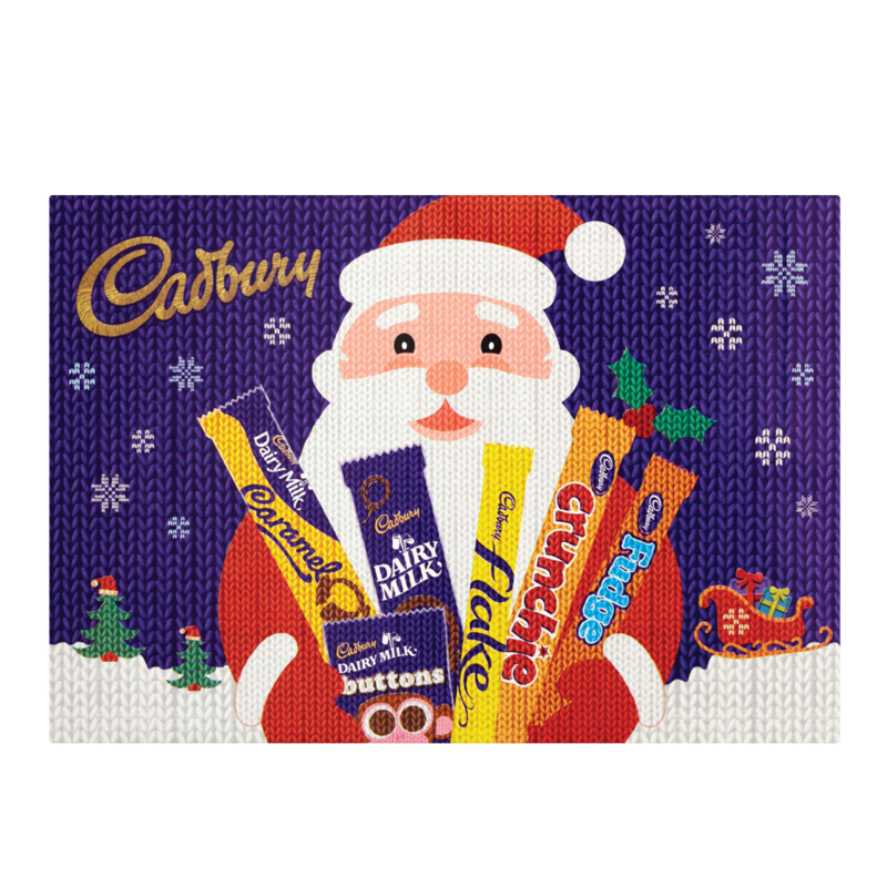 Cadburys selectionBox