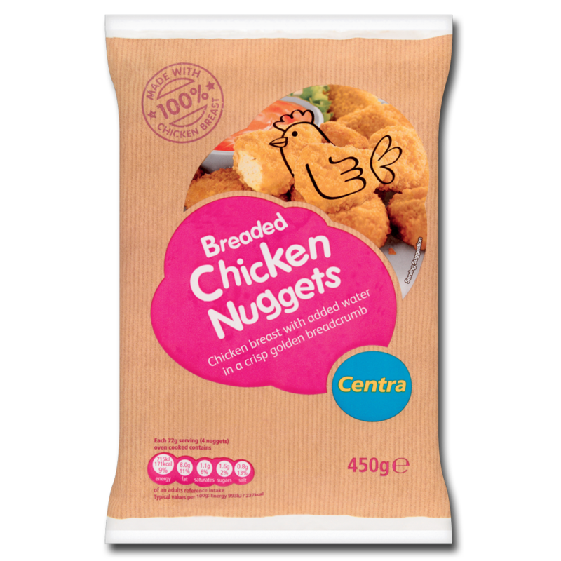 CT chickenNuggets450g