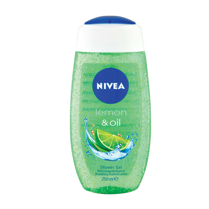 Nivea ShowerGela Lemon 250ml