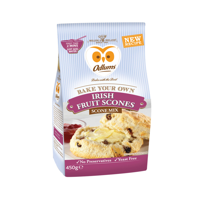 Odlums BYO Scones Fruit