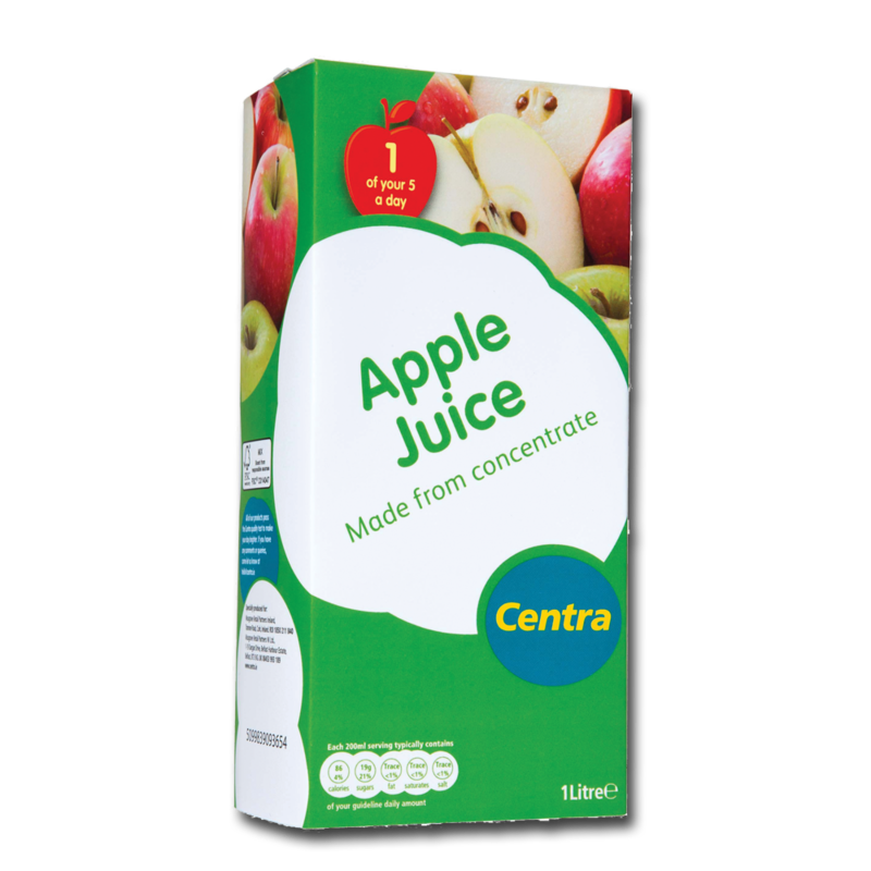 CT appleJuice PA317