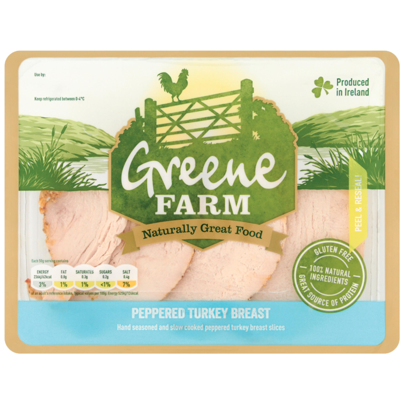 Greene farm peppered turkey