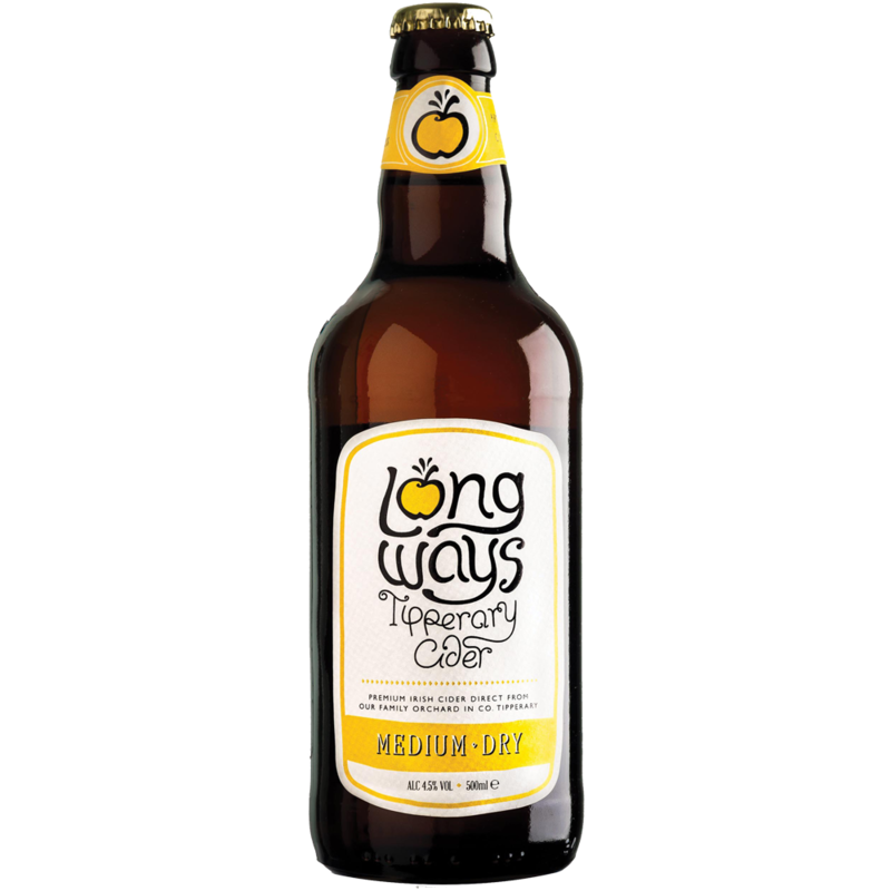 Long ways cider