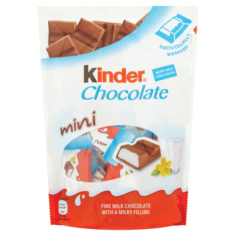 Kinder Chocolate Mini 108g