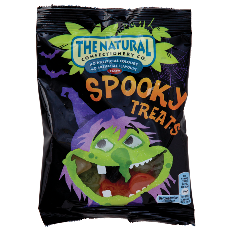 The Natural Confectionery Co. Spooky Treats