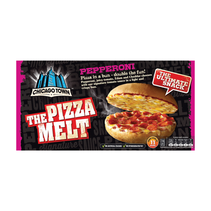 Chicago Town The Pizza Melt Pepperoni 182g