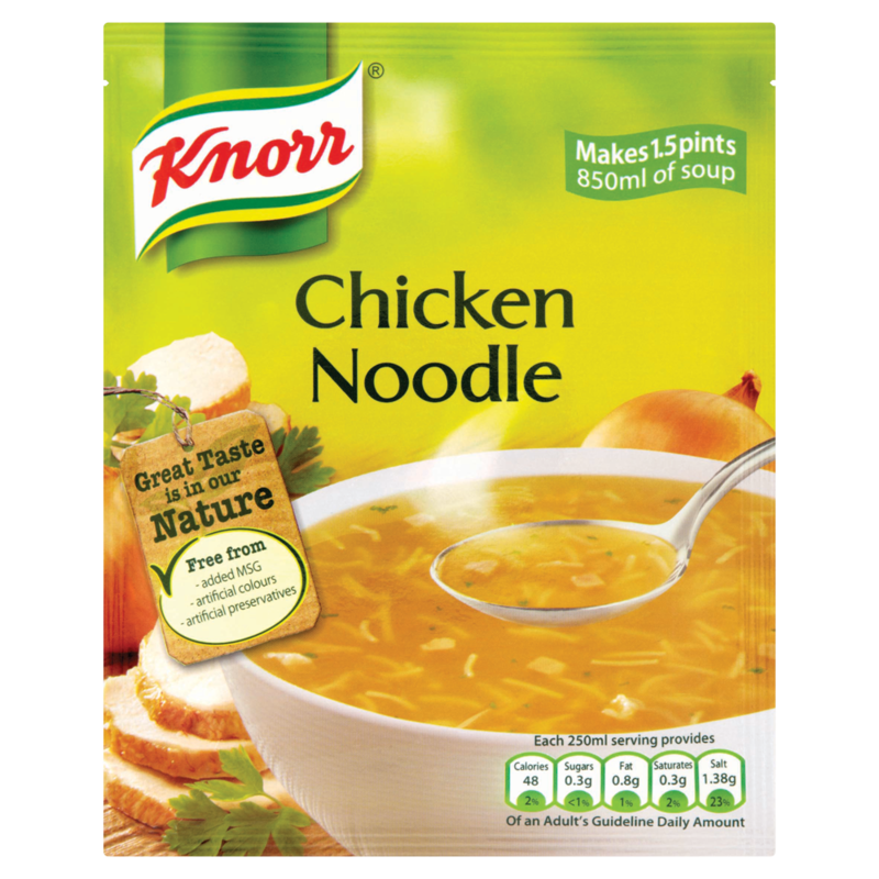 Knorr Chicken Noodle Soup 48g