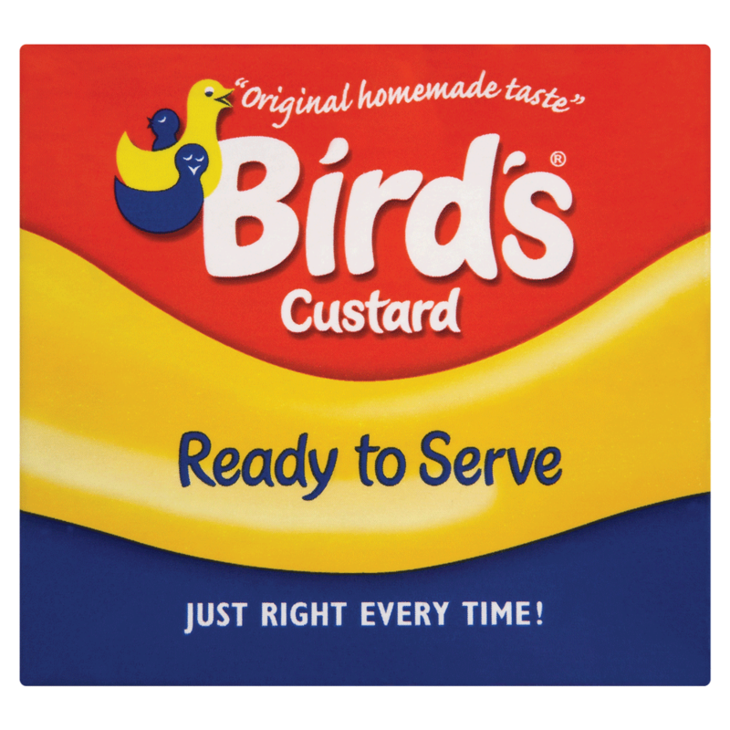 Bird s Custard Ready to Serve 500g