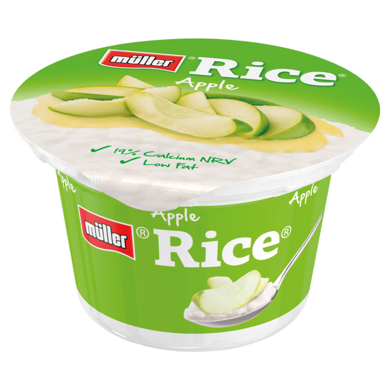 Mller Rice Apple 180g