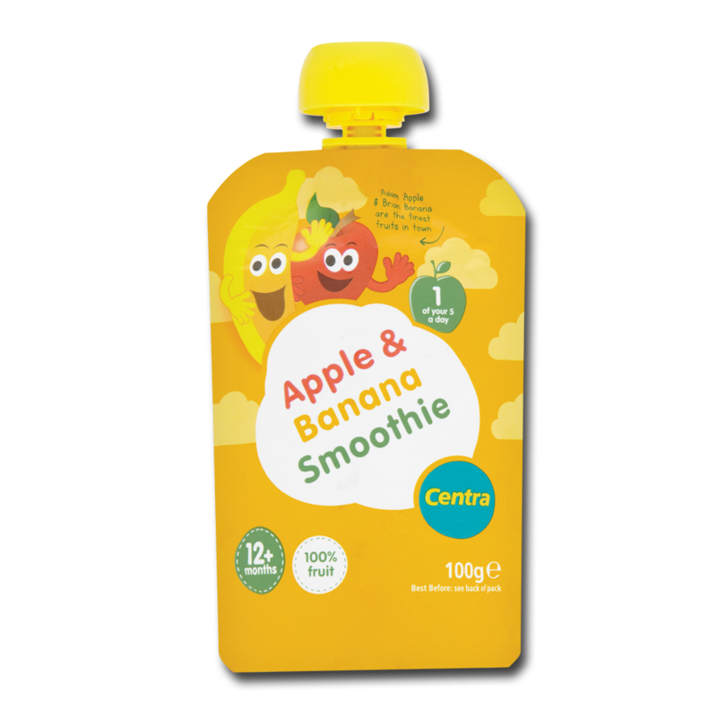 CT kidsSmoothie appleBanana 100g