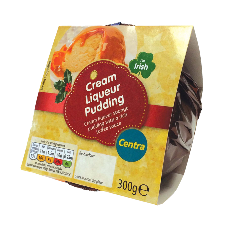 CT creamLiqueurPudding 300g
