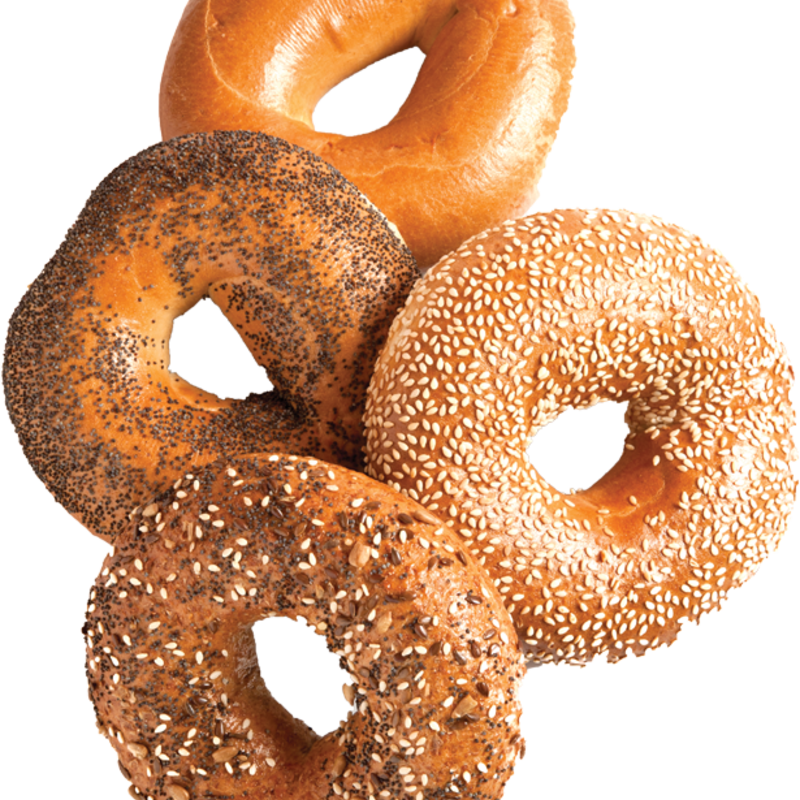 Mixed bagels
