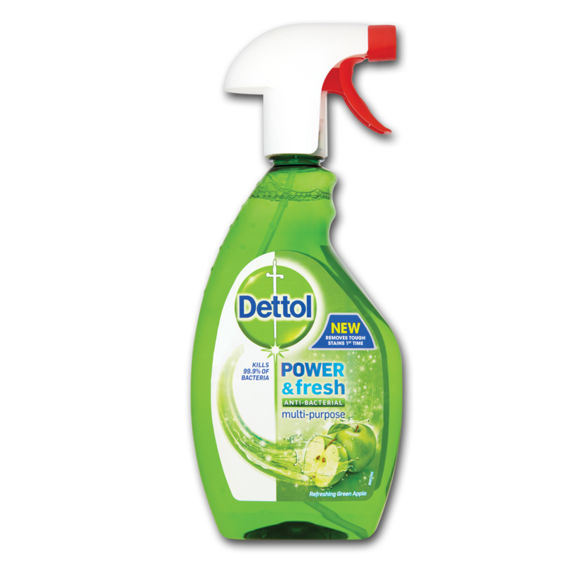 Dettol powerFresh greenApple 500ml