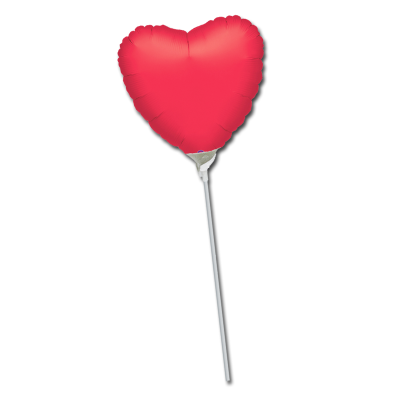 CT valentines heartBalloon