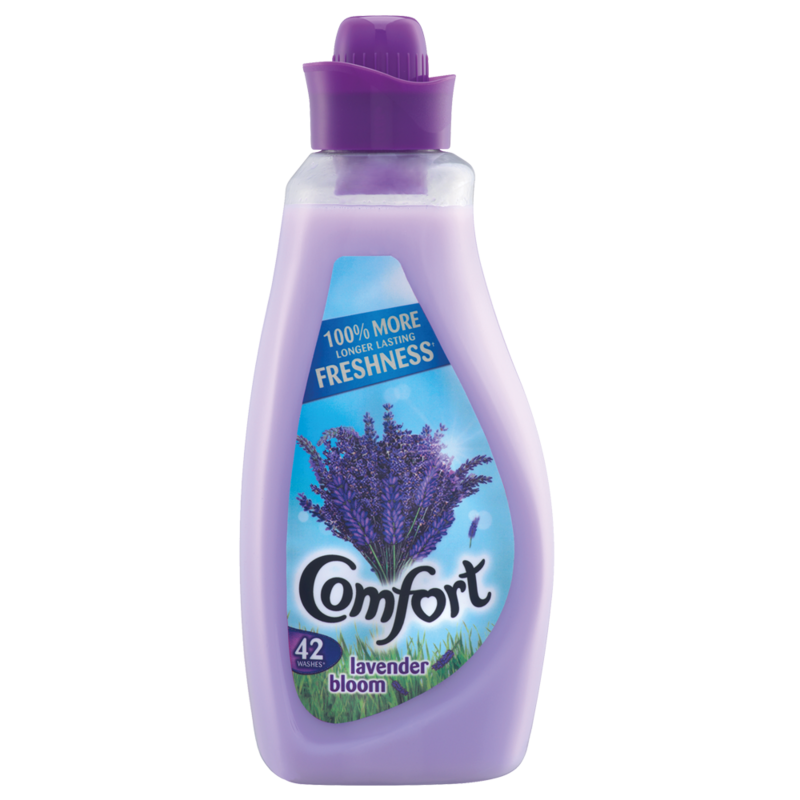 Comfort Fabric Conditioner Lavender 42 Wash 1.5L