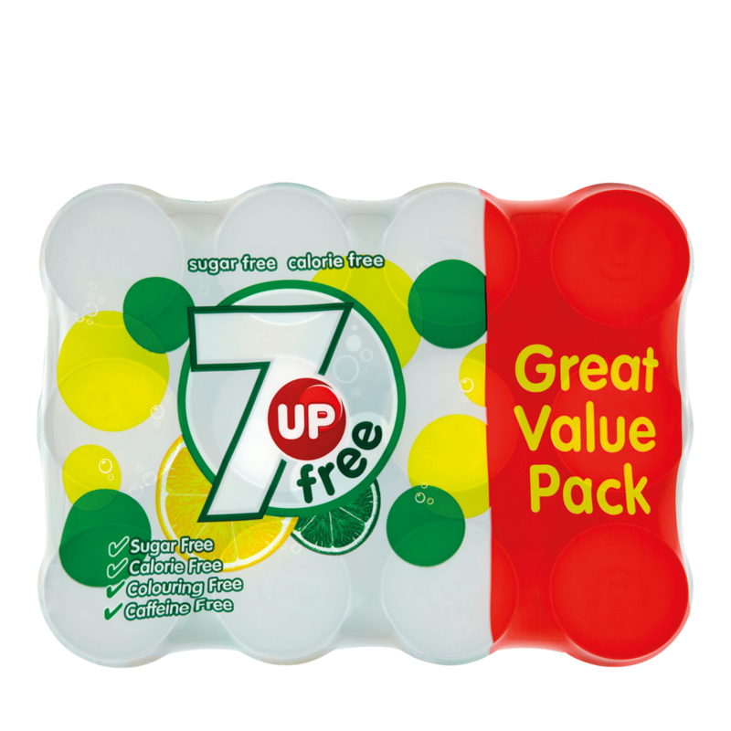 7up canPack 12x330ml