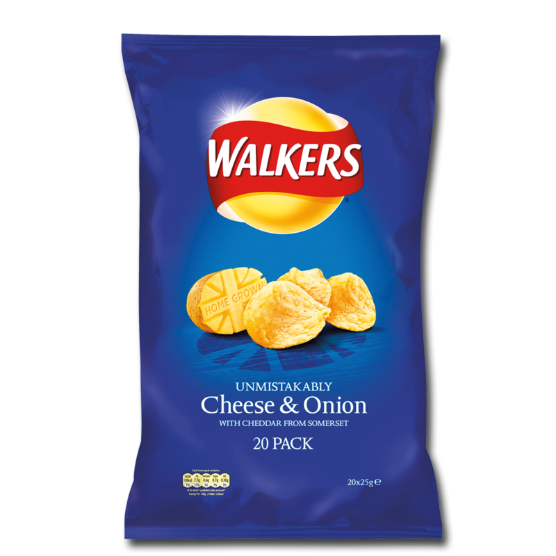 WalkersCheeseOnion20pk